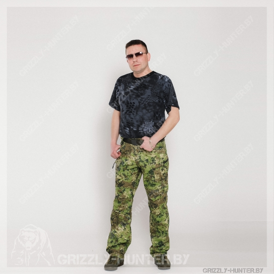 Брюки Grizzly tactical 3d  MULTICAM